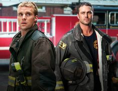 LIKE if you're Team Casey and REPIN if you're Team Severide. #ChicagoFire