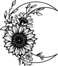 Art Drawings Sketches, Tattoo Drawings, Posca Art, Cricut Creations, Cricut Vinyl, Future Tattoos, Vinyl Designs, Silhouette Design, Pyrography