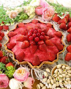 2016 春の店舗限定タルトこだわりのタルト、ケーキのお店。 キルフェボン