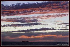 Atardecer en Chiclana de la Frontera (Cádiz) / Sunset over Chiclana de la Frontera (Cádiz)