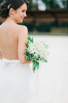 Lilly of the Valley Atelier Dual Bucharest Atelier Design, Design Floral, Wedding Bouquets, Wedding Dresses, Bucharest, Royals, One Shoulder Wedding Dress, Bridal, Fashion