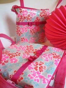 Elles adorent …. By Elsa: Un petit air japonisant....