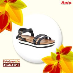 Backstrap Flatforms by Marie Claire, Bata INR 1999