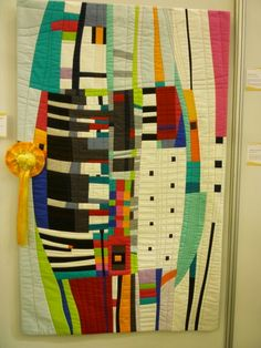 patchwork contemporain on Pinterest | Quilts, Cross Quilt and Quilting