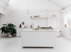 kitchen envy: rye london. / sfgirlbybay