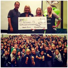 ItWorks Global Gives Back to Reclaim13