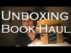 Unboxing Book Haul [8]
