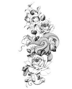 77 Small Tattoo Ideas For Women Henna Tattoo Designs, Dragon Tattoo Designs, Henna Tattoos, Nature Tattoos, Leg Tattoos, Body Art Tattoos, Sleeve Tattoos, Tattos, Floral Hip Tattoo