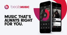 Beats Music streaming service