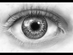 Tutorial Artwork: SKETCH & DRAW - How to draw a Realistic Eye (Step by Step)