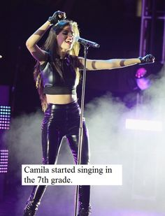 Camila Cabello fact,Fifth Harmony facts