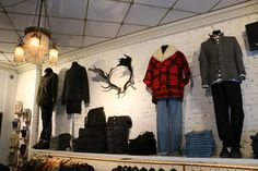 Nagpeople | Men's and women's store | Filson | Canada Goose | G-Lab | Levis etc. | Visit us at www.nagpeople.com