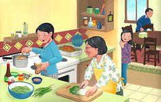 Ilustraciones Infantiles Kathryn Mitter