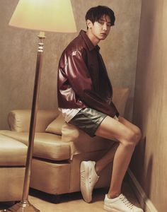 Chanyeol for ALLURE