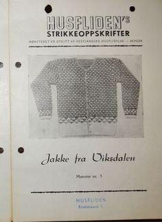 Jakke fra Viksdalen 3