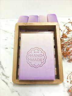 Purple gradation. By Daylight Handmade