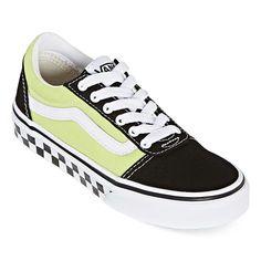 Vans Vans Ward Boys Skate Shoes Lace-up Vans Shoes Outfit, Vans Shoes Kids, Boys Skate Shoes, Sock Shoes, Cute Shoes, Vans Original, Buy Vans, Rubber Shoes, Lace Up