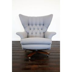 Vintage 60s G-plan swivel chair. Sold as 'The most comfortable chair in the world'