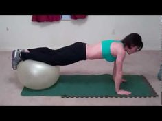 Strong Core and Back: Great for Runners: Melissa Bender Fitness