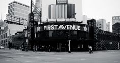 First Avenue | Minneapolis,Mn. As we know it begin Princes place. You can see it in the movie purple rain.