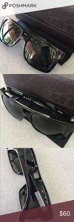 Black designer RAEN sunglasses 😎 Very good condition. Black pair of Raen  glasses. Like 3627531d5b7