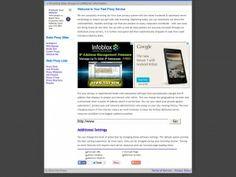 Putproxy.com is a free web proxy site with IP address 96.31.64.***. Putproxy.com's server is located in the US.