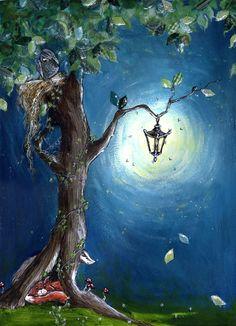 The Enchanted Tree by Zoe Sadler