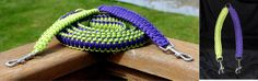 King Cobra or Cobra 9 10 11 or 12 Paracord Leash by CSJCreations, $14.95