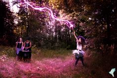 """""""Witches"""" by: Photography Dominik Lauter; picture editing: Céline Claire Stöger - Graphic Design & Digital Art / www.cc-graphicdesign.com)"""