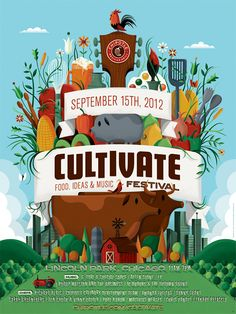 Invisible Creature Speaks » Blog Archive » Chipotle Cultivate 2012