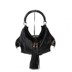 Gucci Black Leather Indy Bag - Sold Out #gucci #indybag