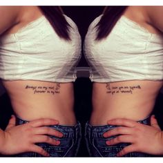 "My memorial Tattoo for my grandma! ""Always on my mind, Forever in my heart."" <3 miss her very much. xo"