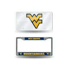 West Virginia Mountaineers NCAA 2 Piece Laser Pack