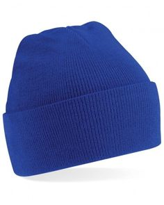 B45B Beechfield Junior Original Cuffed Beanie