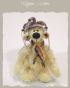 Artist Bears and Handmade Teddy Bear Gallery