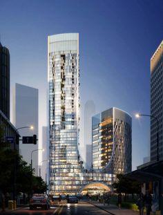 The Farpoint at Mega Kuningan CBD, South Jakarta / Mixed-use Commercial & Residential Development