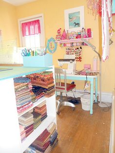 Room Makeovers Craft Rooms And Sewing Rooms On Pinterest