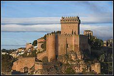 Cuenca Castillo de las Altas Torres - Alarcón