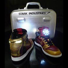 Iron Man sneakers