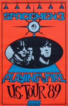 Spacemen 3 - US Tour 1989
