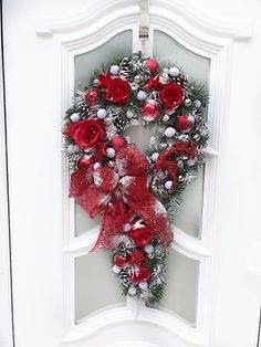 Türkranz,Weihnachten,Weihnachtsdeko,Winter,Tür,American Style,Exlusiv,XL!