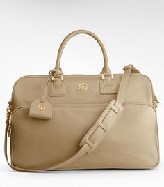 Tory Burch Robinson weekender. Need something to put my papers in while traveling.