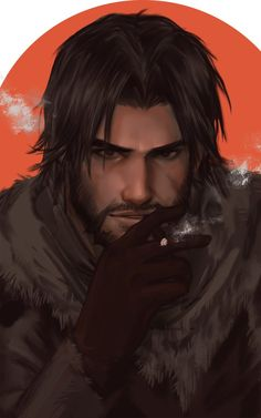 MCCREE by yy6242 on DeviantArt