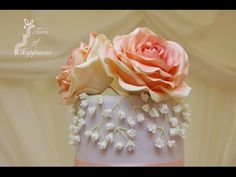 Sweet Avalanche Rose Tutorial - YouTube