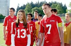 Amanda Bynes and Channing Tatum in She's the Man (2006)