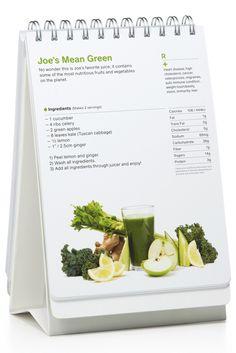 Je vous présente ma recette de jus vert inspirée de la recette de jus vert de Joe Cross.