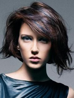 •If you are a natural born hair color adventurer, try your hand at the more alternative and cutting edge hair highlights from purple, blue to multi-tonal...Sue 2013