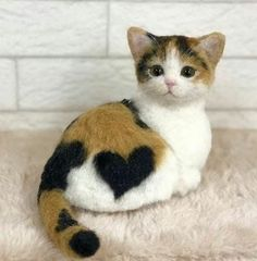 Schöne Kitty - Wundervoll - The Effective Pictures We Offer You About Cute Cats chibi A quality picture can tell you many things Baby Animals Super Cute, Cute Little Animals, Cute Funny Animals, Funny Cats, Cute Pets, Cute Baby Cats, Cutest Animals, Baby Animals Pictures, Cute Animal Pictures