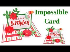 How to make an Impossible Card - YouTube