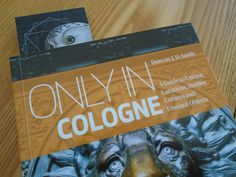 Only in Cologne Commercial Street, Guide Book, Cologne, Travel Guides, Objects, Learning, Unique, Studying, Teaching